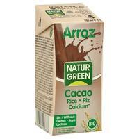 Bebida de Arroz Cacao Calcium