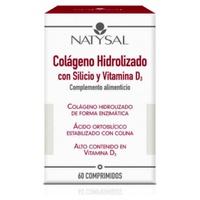 Colágeno Hidrolizado con Silicio y Vitamina D3