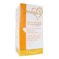 Omega 3 Salmonter