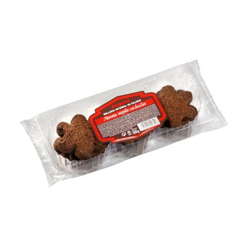Morenitas Integrales con Chocolate