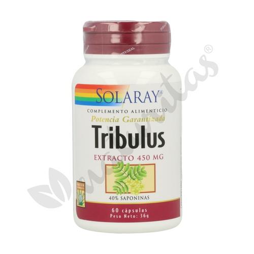 Tribulus 60 cápsulas de 450 mg de Solaray - Kal