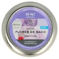 Pastillas Flores de Bach Sos Concentración
