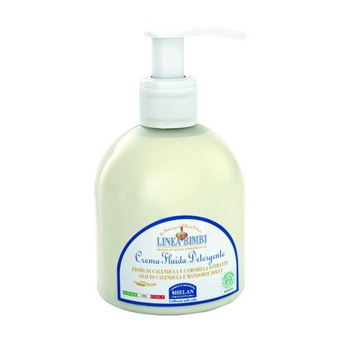 Linea Bimbi Crema limpiadora fluida