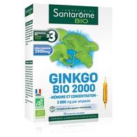 Organic Ginkgo 2000