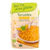 Torsades maïs riz Bio