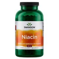Premium niacin 500 mg