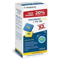 Arkovital Magnesium 375 Mg + B6 Pack