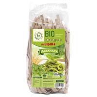 Makaron orkiszowy Tagliatelle z Bazylią Organiczną