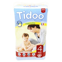Maxi Night & Day Diapers (T4) 7-18kg