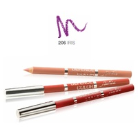 Defence Color Lip Design 206 Iris