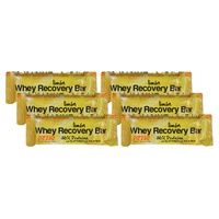 Pack bar whey recovery fresh lemon