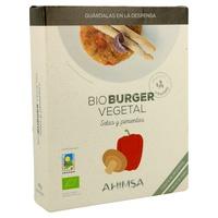 Bio Burger Vegetal Setas Pimientos