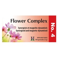 Flower Complex Nº 4 Desmotivación