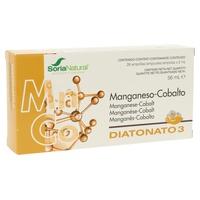 Diatonato 3 Manganeso y Cobalto