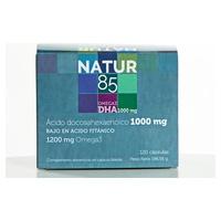 Natur85 Dha Omega 3 1000 mg