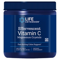 Vitamine C et magnésium effervescents