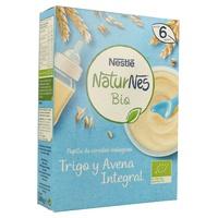 Papilla de Cereales Trigo y Avena Bio
