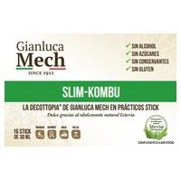 Slim Kombu Stick Monodosis con Stevia