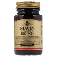 Niacina (Vitamina B3) 100 mg