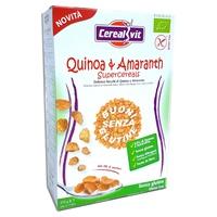 Quinoa y amaranto Bio
