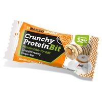 Crunchy protein bit