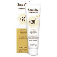 Crema Solar Mediana Protección SPF20