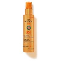 Nuxe Sun - Óleo bronzeador para Cara e Corpo proteção alta SPF50