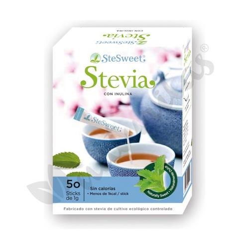 Stevia con Inulina