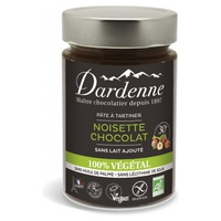 100% Vegetable Hazelnut & Chocolate Spread