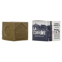 Cube Savon de Marseille Olive
