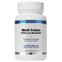 Folate de méthyle 1000 Mcg Metafolin