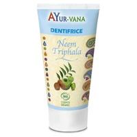 Bio-Zahnpasta von Neem & Triphala