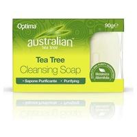 Australijskie drzewo herbaciane (kostka mydła)