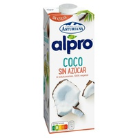 Bevanda al cocco senza zucchero