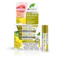 Organiczny balsam do ust z oliwkami