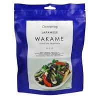 Algas Wakame
