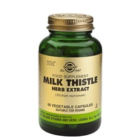 Milk Thistle Herb