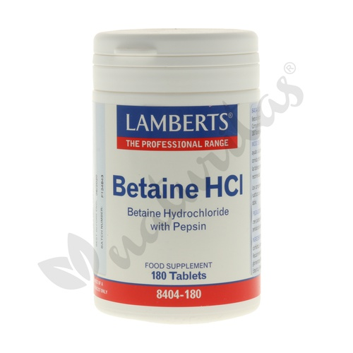 Betaina HCl