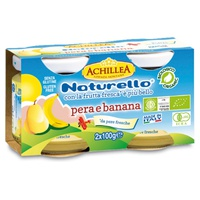 Homogenized Naturello pear banana