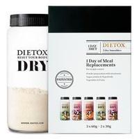 Dieta Completa Dry 1 día
