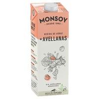 Bebida de Arroz con Avellanas Bio