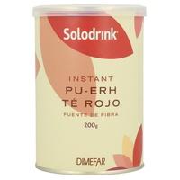 Solodrink Té Rojo Pu Erh Bote