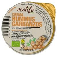 Hummus de Garbanzos Bio