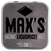 Organic Licorice Candies