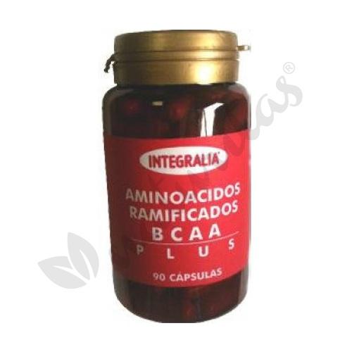 Aminoácidos Ramificados BCAA Plus