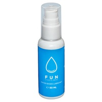 Fun water-based lubricant