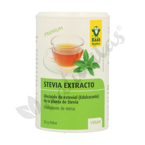 Stevia Polvo  50 Gr de Raab