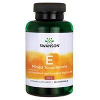 Tocophérols mélangés à la vitamine E 400 UI