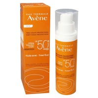 Unscented sunscreen SPF 50+