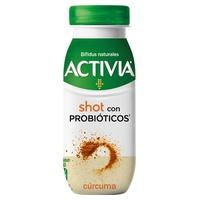 Activia shot curcuma
